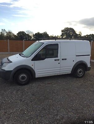 2008 ford transit connect van