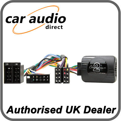 Connects2 CTSRN001 Stalk Adapter for Renault Clio / Laguna / 19