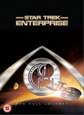 Connor Trinneer, Gary Graham-Star Trek - Enterprise: The Complete Colle DVD NEUF