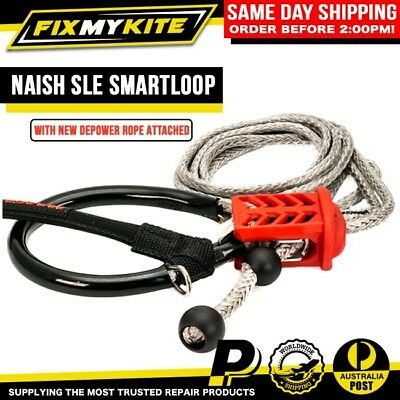 Smart Loop & Depower Trim Line - Naish Chicken Loop Kitesurf Kiteboard Kite