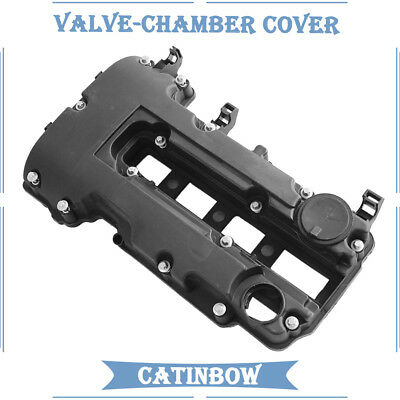 Camshaft Engine Valve Cover w/ Bolts Seal Fit 11-17 Chevy Cruze Sonic Buick 1.4L