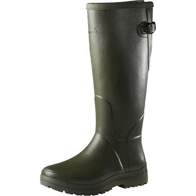 """Seeland Woodcock AT+ 18"""" Green Wellies Size 2 3 4 5 6 7 8 9 10 11 12 13 14 15 16"""