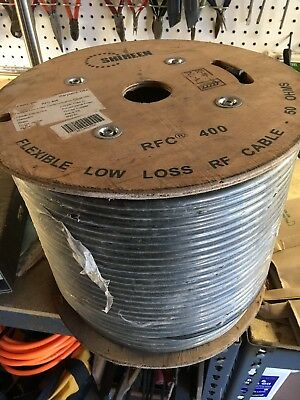 RFC 400 Flexible Low Loss Comminication Cable