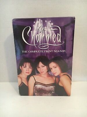 Charmed - The Complete First Season New Dvd 6 Dvds