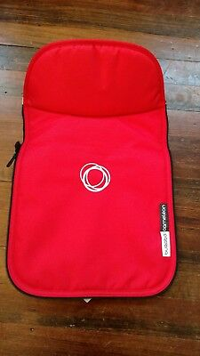 Bugaboo Cameleon Bassinet / Carrycot | Apron Cover | Red Canvas