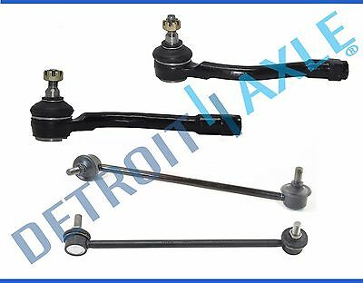 Set of 2 Inner Steering Tie Rod End fits 2006 Kia Rio for Left /& Right Side