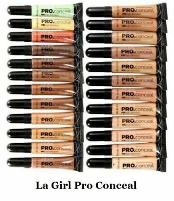 LA GIRL Pro Conceal HD Concealer (Pick Shade) - FREE US SHIP