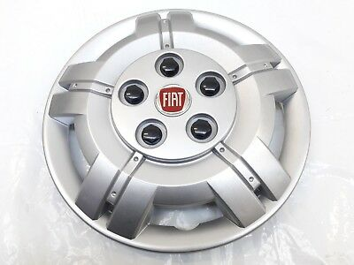 To fit Fiat Scudo Wheel Trim Hub caps 16