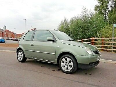 Volkswagen Lupo Se 1.0L*full Service History*fresco Green*perfect First Car