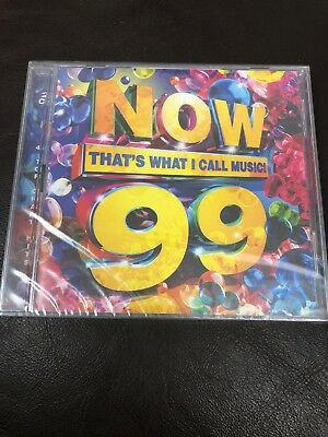 Now That's What I Call Music! 99 - Various Artists (CD) New Sealed Free P&P