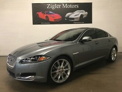 2015 XF V8 Supercharged low miles 20 inch Wheels Meridian 2015 Jaguar XF 20,187 Miles