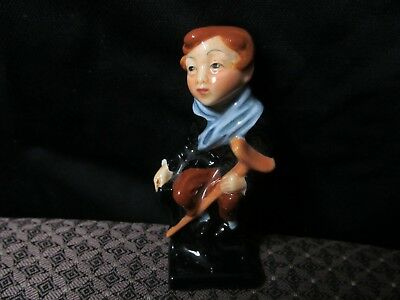 "Vintage Royal Doulton 3 3/4"" Tiny Tim Bone China Figurine"