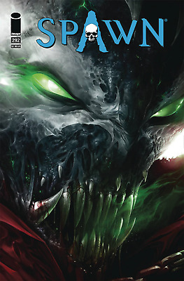 Spawn 292 Mattina Cover A NM