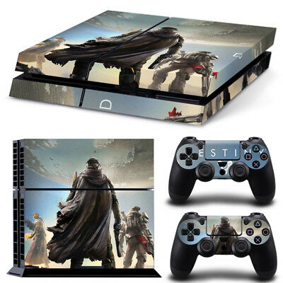 Video Game Accessories Sony Ps4 Stickers Destiny Decals Console & Controllers Skin Tn-469