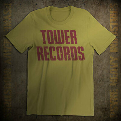 Tower Records Vintage 1980s T-Shirt