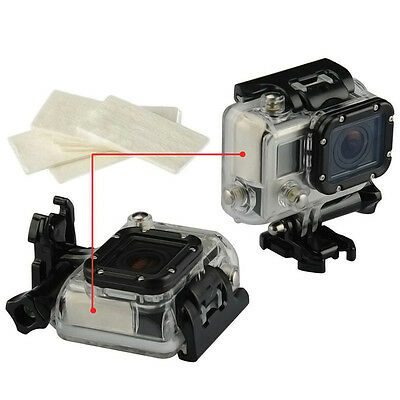 12Pcs Anti-Fog Drying Inserts For GoPro Hero 4 3+ 3 2 1 Sport Camera Accessories