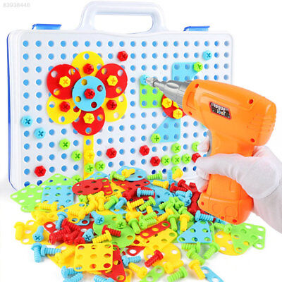 Children Puzzle Peg Board With 153 Pegs For Kids Early Educational Toy DIY Gifts