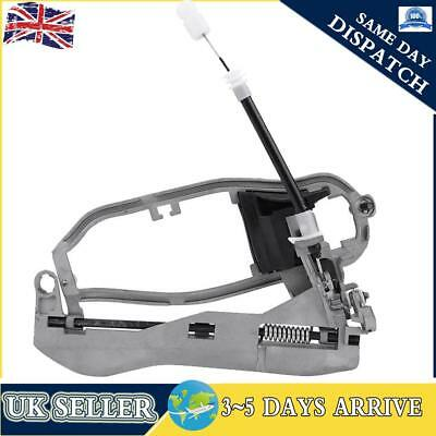 Door Handle Carrier Frame Exterior Front Left LH Driver Side for 00-06 BMW X5