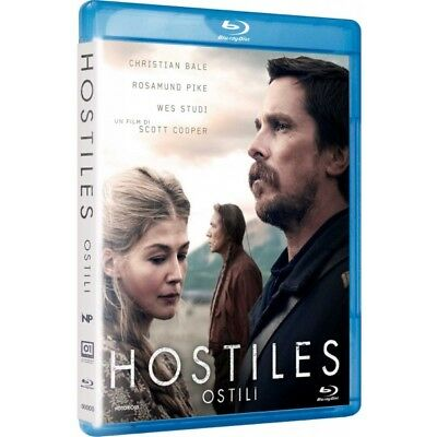 Hostiles - Ostili Film Blu-Ray Nuovo Di Scott Cooper - Notorious Picture-448164