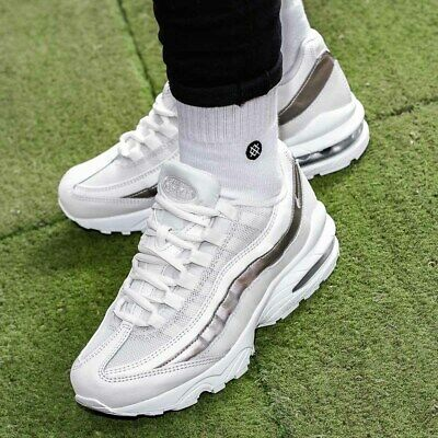 scarpe da donna sneakers nike air max 95 le (gs) 310830 011