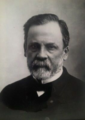 Photographie Tirage Argentique Le Scientifique Louis Pasteur (2499)