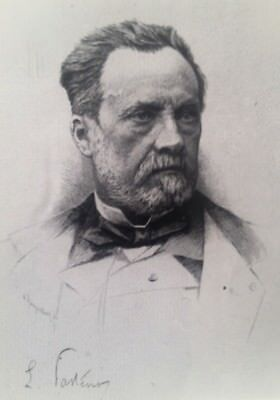 Photographie Tirage Argentique Le Scientifique Louis Pasteur (2502)