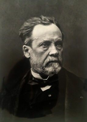 Photographie Tirage Argentique Le Scientifique Louis Pasteur (2498)
