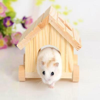 Fun Small Pet Rabbit Mice Chinchilla Guinea Pig Hamster Cage Toy Exercise T