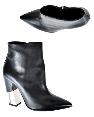 Stivaletti Scarpe Vic Matie Ankle Boots MADE IN ITALY Donna Nero 1R6100D 101 13b5d49c92c