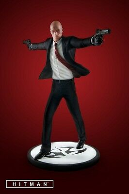 Gaya Entertainment Hitman Agent 47 PVC Statue Sammelfigur figurine NEU NEW