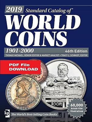 2019 Standard Catalog of World Coins 1901-2000 (46th ed) PDF file Download