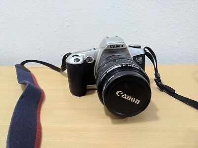 Canon EOS 500N 35mm Spiegelreflexkamera inklusive Canon Zoom Lens EF 28-105 mm