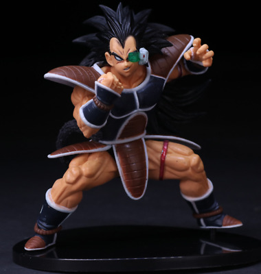 Dragon Ball Z Figure Gokus Brother Raditz Dbz Anime Toy Collection