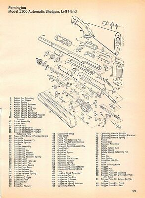 1993 REMINGTON 11-48 Automatic Shotgun Schematic Exploded View Parts on remington model 29 schematic, rossi 971 schematic, browning auto-5, benelli m1 super 90, remington model 10 schematic, benelli m3, akdal mka 1919, ithaca mag-10, beretta a300 schematic, beretta al391, weatherby sa-08, ruger .44 carbine schematic, benelli m4 super 90, remington 11 schematic, h&r topper schematic, smith and wesson model 1000 schematic, remington 7400 schematic, remington 700 schematic, remington nylon 66 schematic, remington 700 action blueprint pdf, remington model 10, remington 742 disassembly diagram, semi-automatic shotgun, remington 141 schematic, beretta xtrema 2, remington 48 schematics, remington 1187 schematic, remington model 8, remington arms, mossberg 930 schematic, remington 512 schematic, remington model 31, remington 11-48, remington 11-87, benelli m1 super 90 schematic,