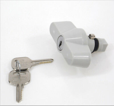 Spare PBE Key Lock Europa  ABS Plastic Enclosures (for enclosures from 2015)