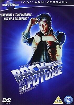 Back To The Future - Augmented Reality Edition [DVD] New PAL Region 2