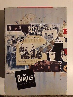 The Beatles Anthology DVD, Supplied by Gaming Squad