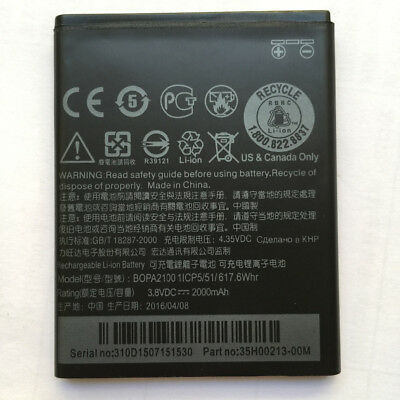 GENUINE HTC B0PA2100 BATTERY FOR HTC DESIRE 310 2000mAh
