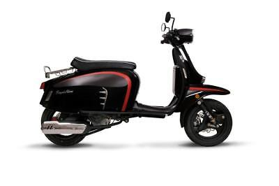 Royal Alloy Gt125 Scooter 2018
