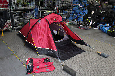 OEX BANDICOOT II V2 2 Person Hiking Tent ++ RRP £180.00 ++