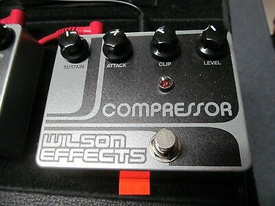 Wilson Effects Compressor Pedal