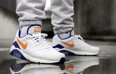 "Nike Air Max 180 OG ""Bright Ceramic"" (White Bright Ceramic Dark Concord)"