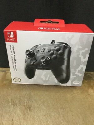 nintendo switch faceoff wired pro controller