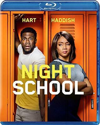 Night School [Blu Ray with Slip Cover ONLY] NO DVD or Digital Included Ships Now