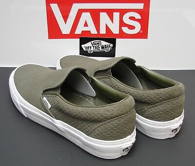 851ceb1eb8f79b VANS CLASSIC SLIP-ON (SUEDE EMBOSSED WEAVE)GL BO Men s Size 8.5 ...
