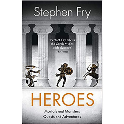 Heroes: Mortals and Monsters, Quests and Adventures Hardcover