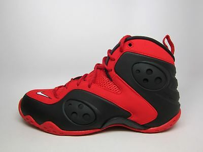 f2bda746541 Nike Air Zoom Rookie Bq3379-600 Black Red Penny Foamposite Glow All Star  New Ds