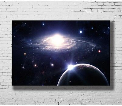 24x36 14x21 40 Poster Galaxy Outer Space Nasa Universe Art Hot P-2648