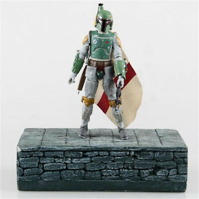 6inch STAR WARS The Black Series: #06 Boba Fett The Force Awakens Action Figure