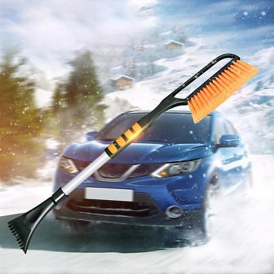 Car Snow Winter Large Vehicle Removal Brush Shovel Scraper Ice Plastic Supplies